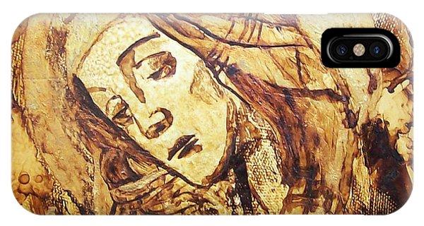 The Madonna Of Medjugorje,  IPhone Case