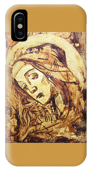The Madonna Of Medjugorje,  IPhone Case