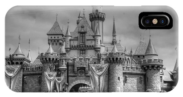 The Magic Kingdom IPhone Case