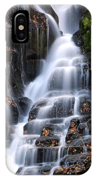 The Magic Of Waterfalls IPhone Case