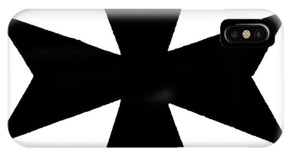 The Maltese Cross Phone Case by Granger