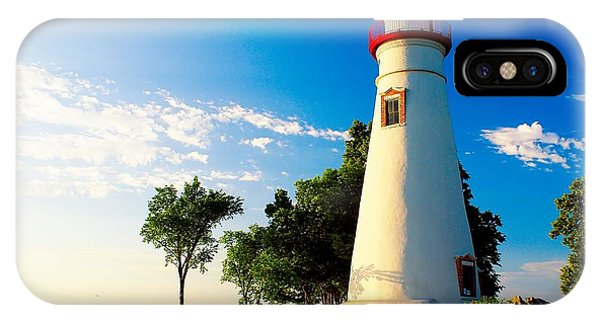 The Marblehead Light IPhone Case