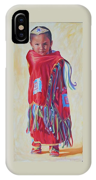 The March Of Red Butterfly IPhone Case