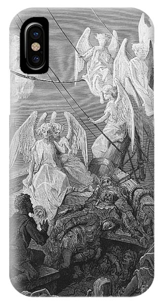 The Mariner Sees The Band Of Angelic Spirits IPhone Case