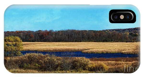 Horicon Marsh iPhone Case - The Marsh by Mary Machare