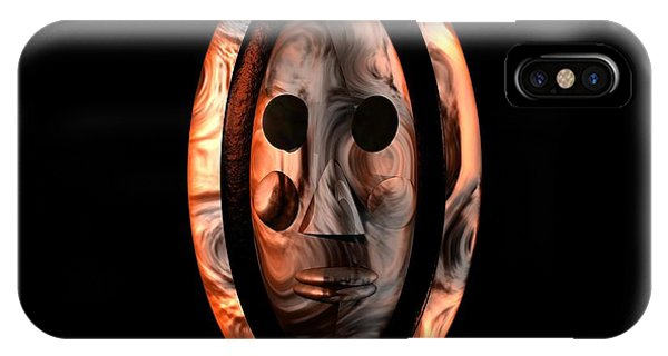 The Mask Series 1 IPhone Case