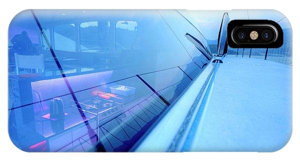 Catamaran iPhone Case - The Mc²60 Catamaran Is A Semi Custom by Christophe Launay
