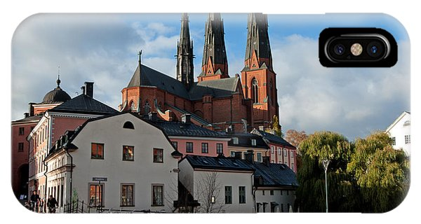 The Medieval Uppsala IPhone Case