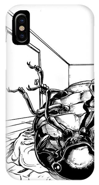 The Metamorphosis Phone Case by John Ashton Golden