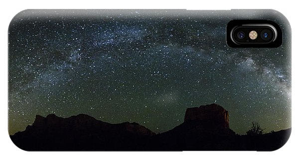 The Milky Way IPhone Case