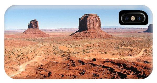The Mittens Utah IPhone Case
