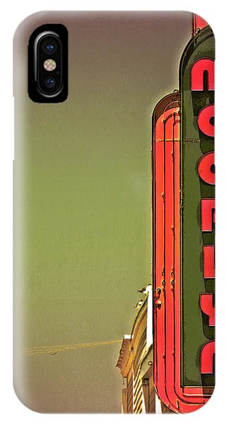 The Moorlyn At The Shore  IPhone Case
