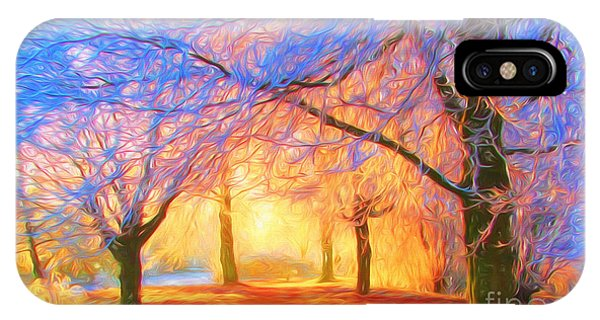 The Morning Light IPhone Case