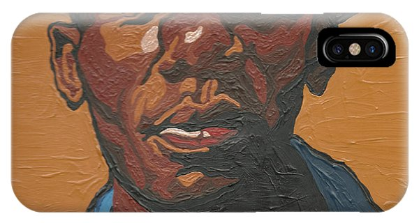 Movie iPhone Case - The Most Beautiful Boogie Man by Rachel Natalie Rawlins