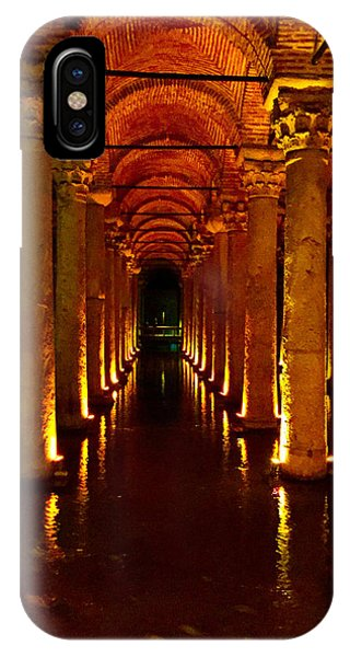 The Most Romantic Place Of Istanbul IPhone Case
