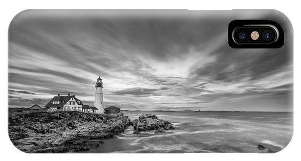 The Motion Of The Lighthouse IPhone Case