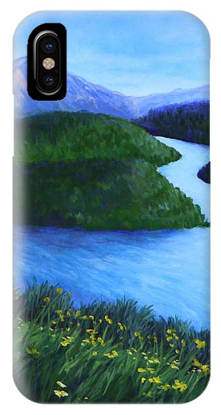 The Mountains Beyond IPhone Case