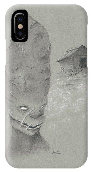 The Mummy Aka Uncle Ned IPhone Case
