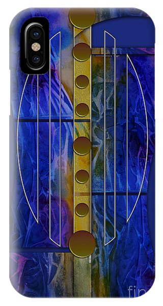 The Musical Abstraction IPhone Case