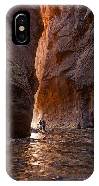 The Narrows 4 IPhone Case