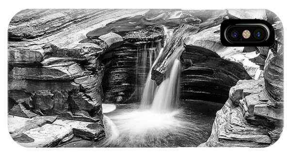 The Narrows Watkins Glen IPhone Case