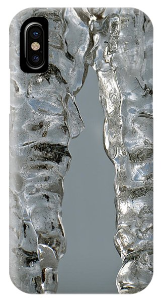 The Nature Of Ice IPhone Case