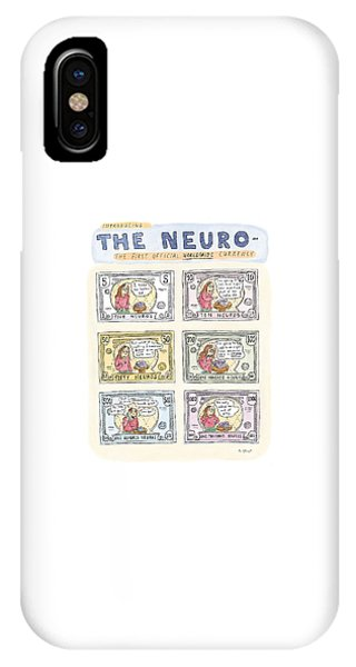 The Neuro  -   The First Official Worldwide IPhone Case