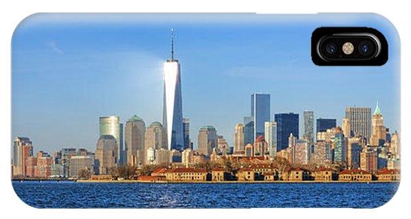 The New Manhattan IPhone Case