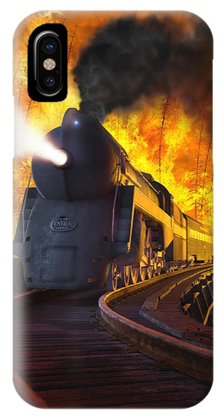 Trestle iPhone Case - The New York Central by Gary Hanna