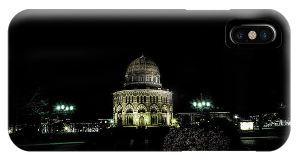 iPhone Case - The Nott Memorial by George Fredericks