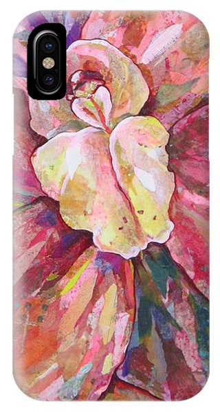 Orchid iPhone Case - The Orchid by Shadia Derbyshire