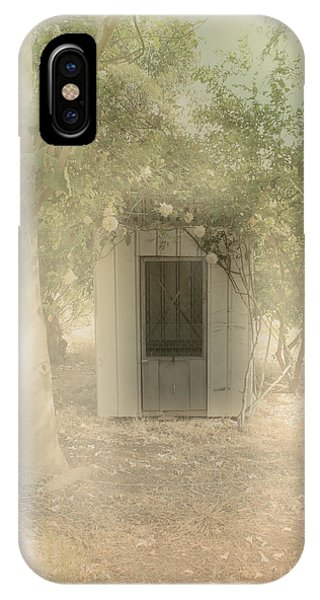 The Old Chook Shed IPhone Case