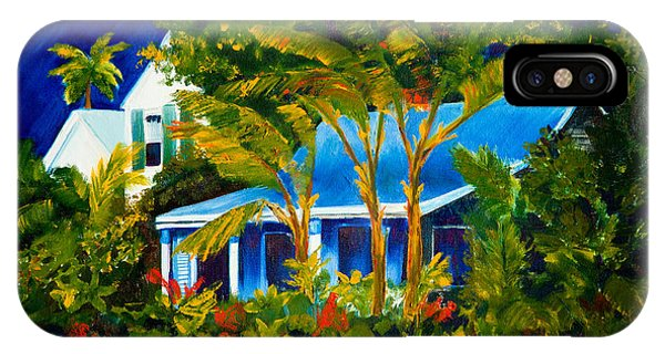The Old Conch House IPhone Case