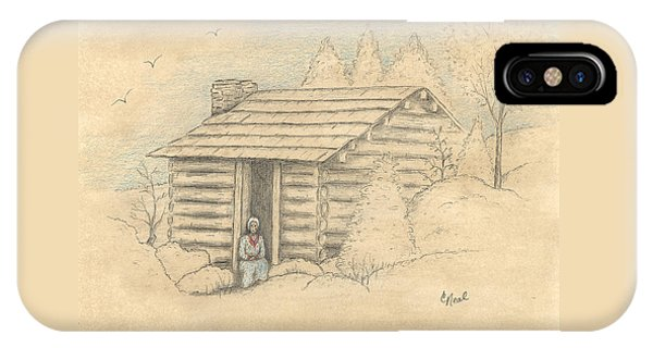 The Old Homeplace IPhone Case