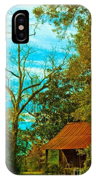 The Old Homestead 2 IPhone Case