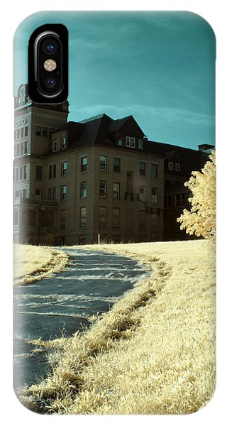 The Old Odd Fellows Home Color IPhone Case