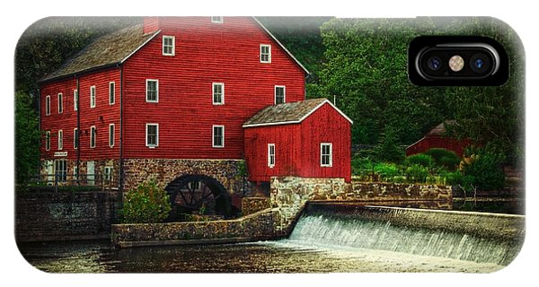 The Old Red Mill IPhone Case