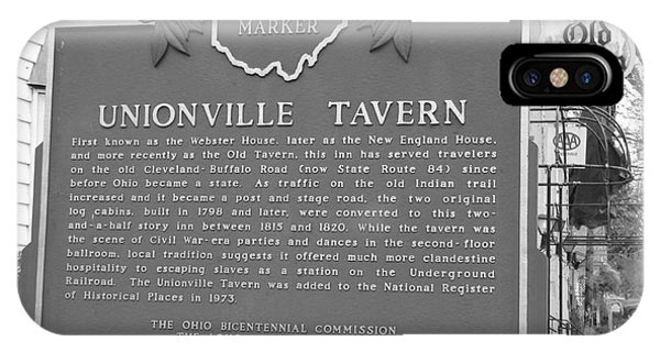 The Old Tavern II IPhone Case