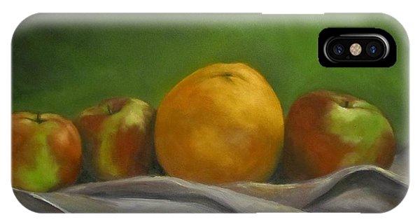 The Orange IPhone Case