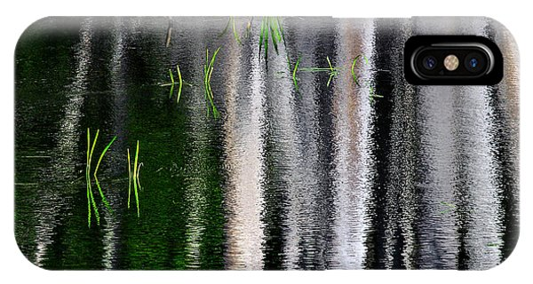 The Other Reflections Of A Swamp IPhone Case