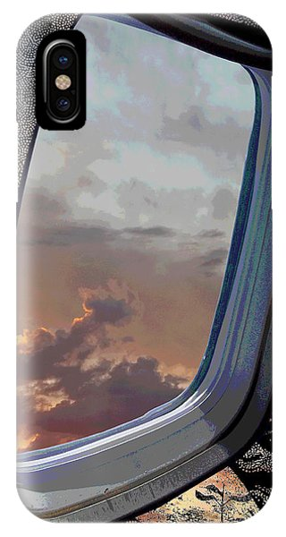 Thought iPhone Case - The Other Side Of Natural by Glenn McCarthy Art and Photography