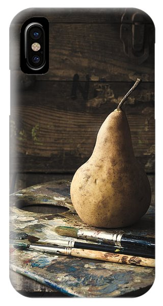 The Painter's Pear IPhone Case
