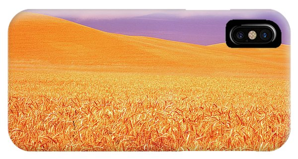 The Palouse Steptoe Butte IPhone Case