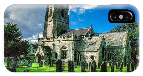 The Parish Church Of St. James IPhone Case
