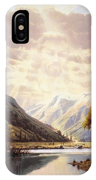 The Path Of Life IPhone Case