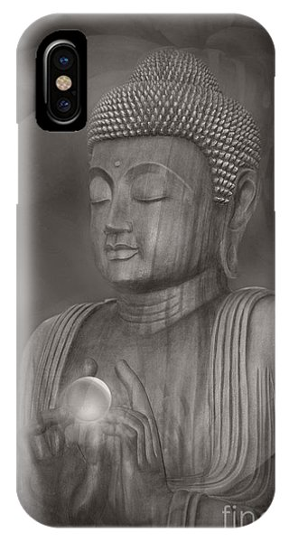 The Path Of Peace IPhone Case