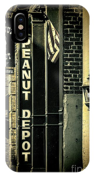 The Peanut Depot IPhone Case