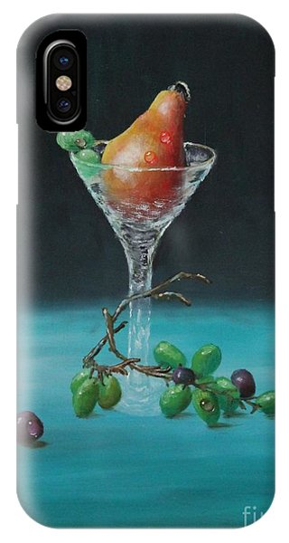 The Pear Martini IPhone Case