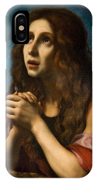 The Penitent Magdalen IPhone Case