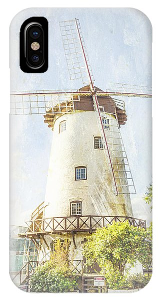 The Penny Royal Windmill IPhone Case